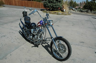 Used 2001 Special Construction Chopper