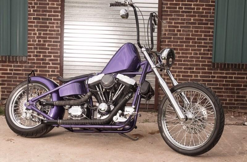 Photo of a 1996 Harley-Davidson®  Custom