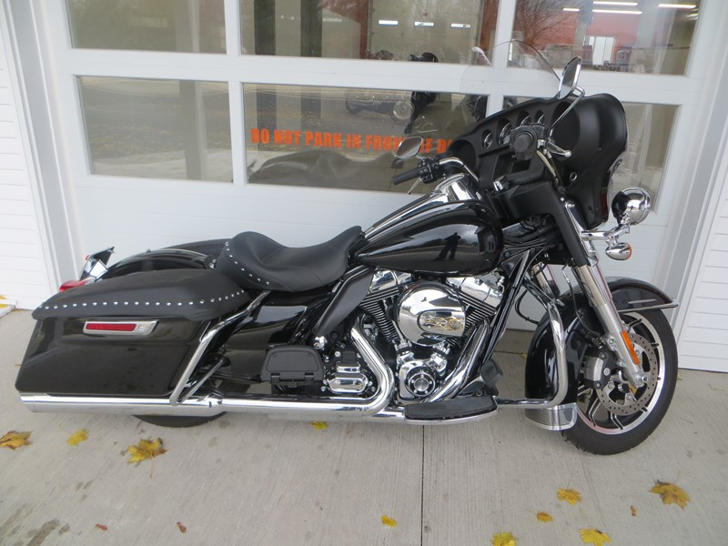 Photo of a 2015 Harley-Davidson® FLHTP Electra Glide® Police