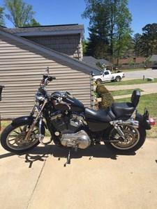 2006 Harley DavidsonR XL883L