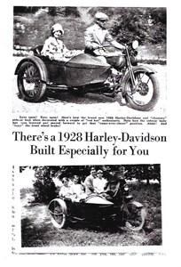 Used 1928 Harley-Davidson® Solo