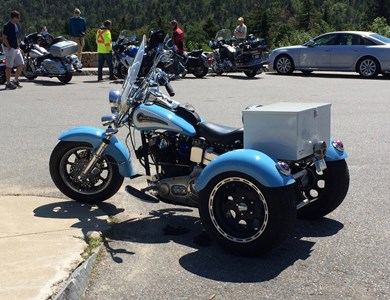 Used 1981 Harley-Davidson® Trike