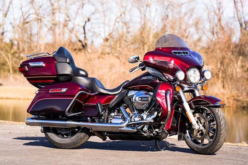 Photo of a 2015 Harley-Davidson® FLHTCUL Electra Glide® Ultra Classic® Low