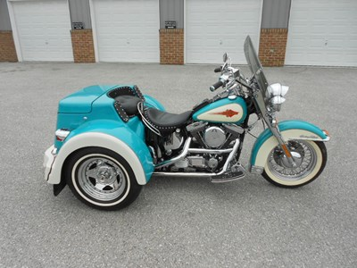 Used 1991 Harley-Davidson® Heritage Softail® Classic