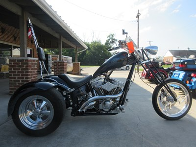 Used 2004 Big Dog Custom Trike