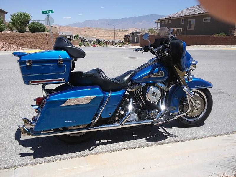 Photo of a 1996 Harley-Davidson® FLHTCU Electra Glide® Ultra Classic®