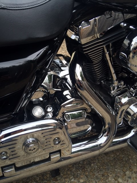 2009 Harley Davidson 174 Flhrc Road King 174 Classic Black
