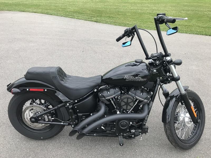 Photo of a 2018 Harley-Davidson® FXBB Softail® Street Bob®