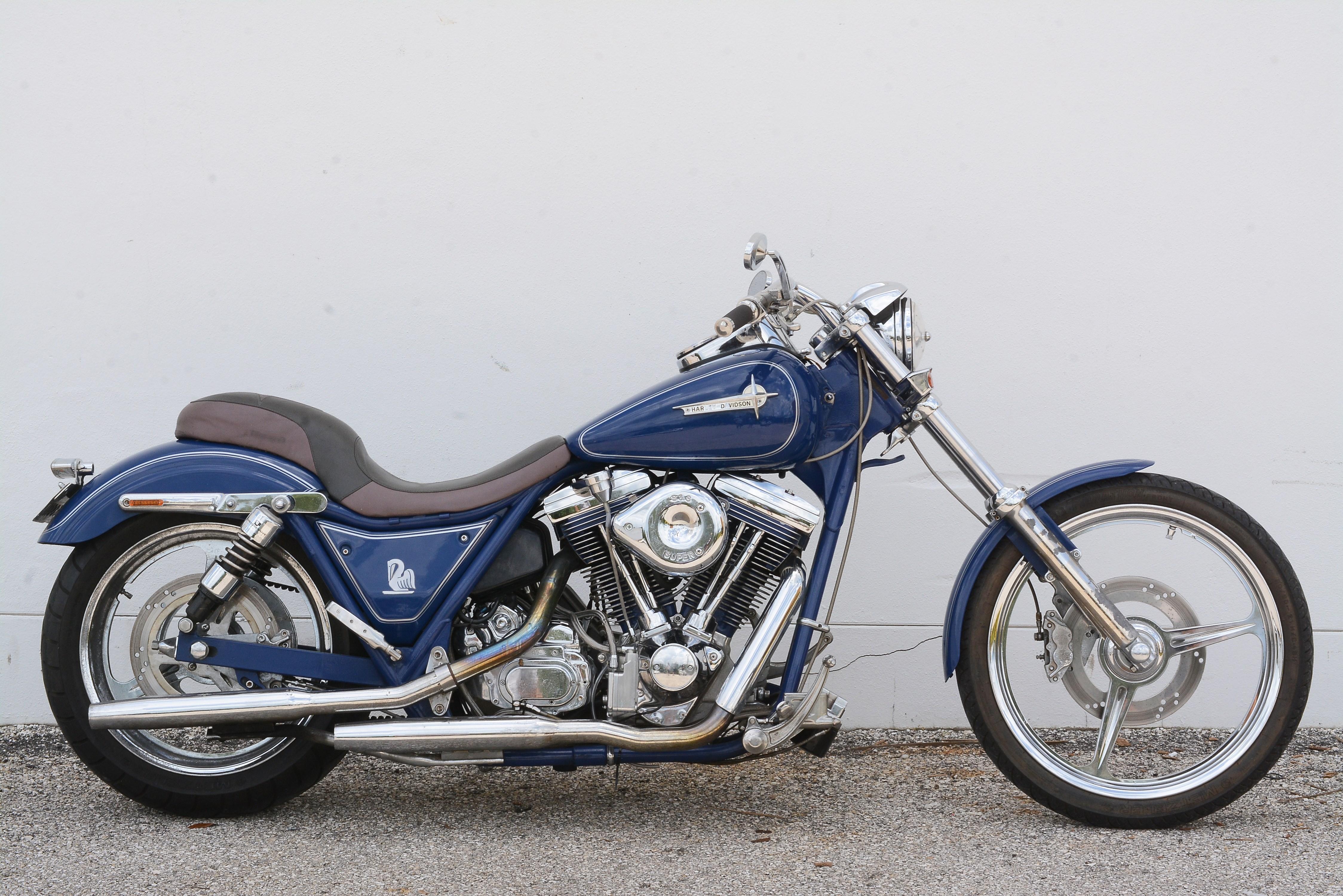 1991 Harley-Davidson® FXRS Low Rider®