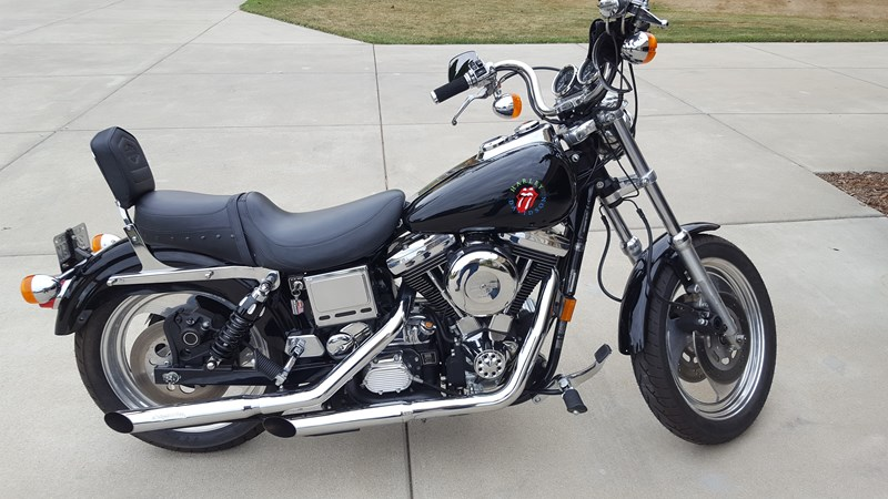 Photo of a 1995 Harley-Davidson® FXDS-CONV Dyna® Convertible
