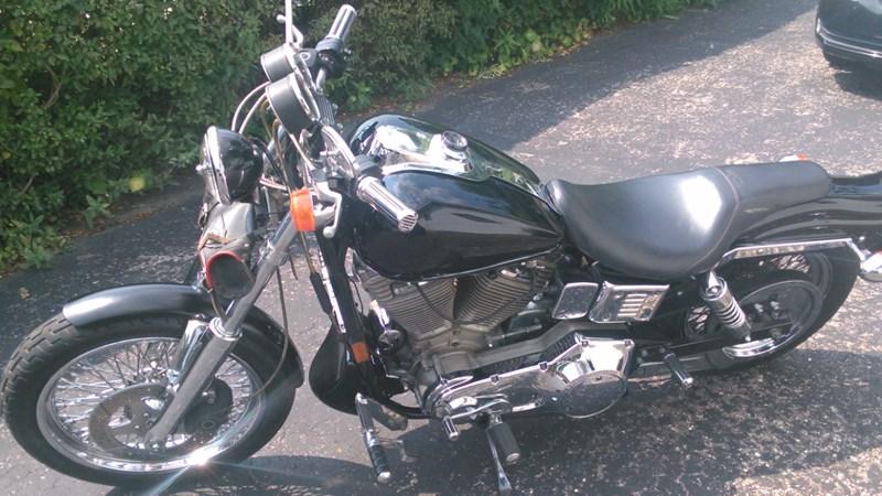 Photo of a 1995 Harley-Davidson® FXD Dyna® Super Glide®