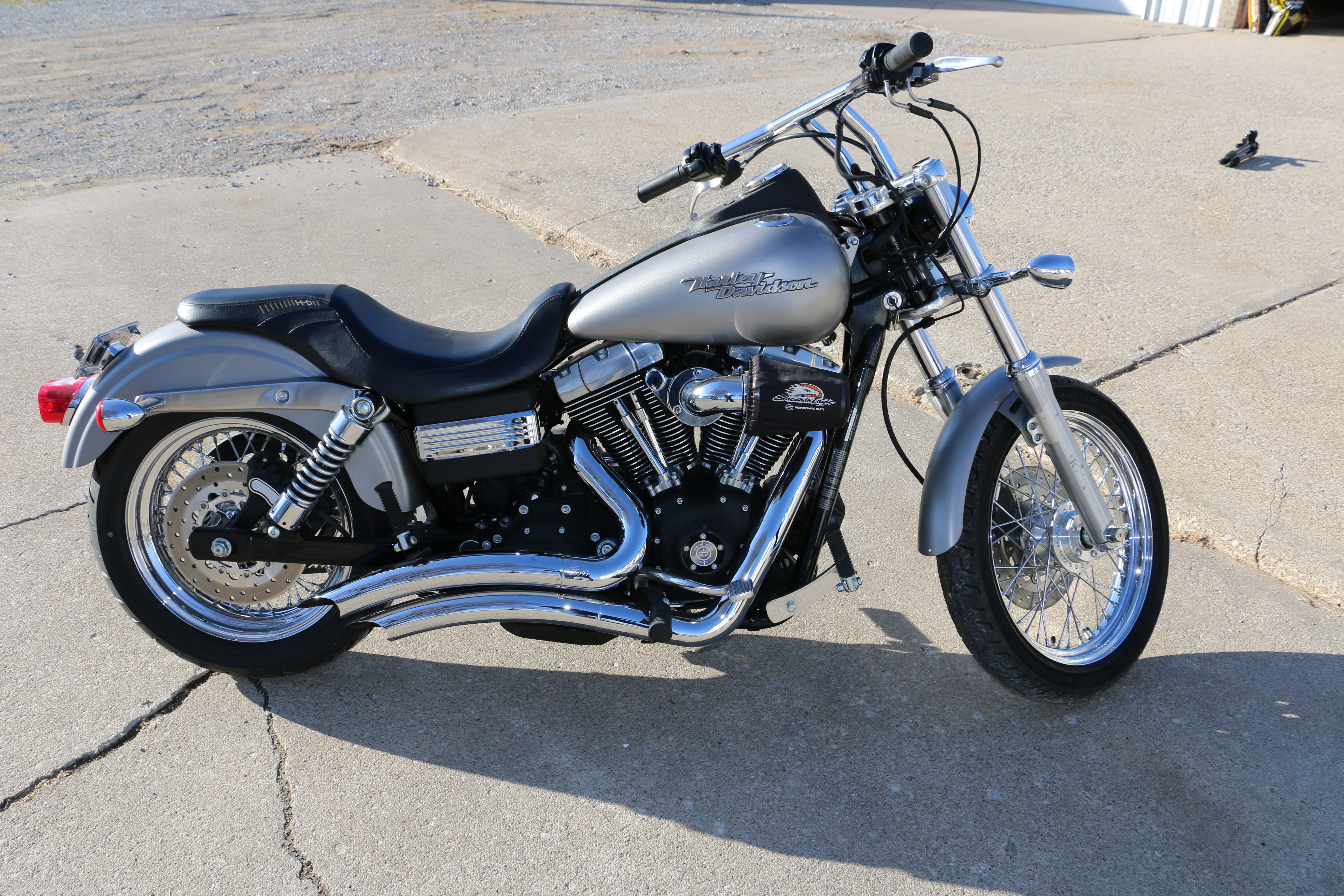 all new used harley davidson dyna street bob 677 bikes page 1 chopperexchange. Black Bedroom Furniture Sets. Home Design Ideas