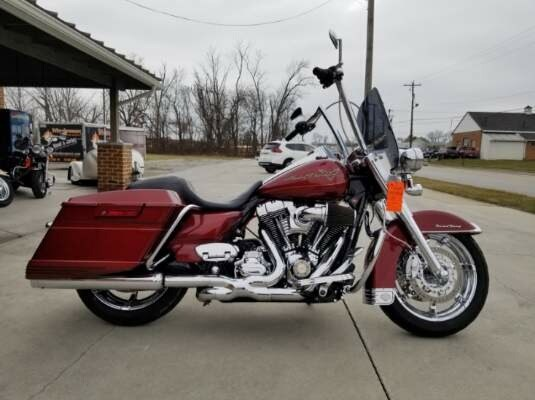 Photo of a 2010 Harley-Davidson® FLHR Road King®