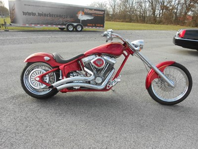 Used 2008 Big Inch Bikes Saturday Night Special - ST