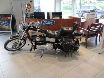 Used 1998 Harley-Davidson® Dyna® Wide Glide® Anniversary
