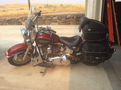 Used 2007 Harley-Davidson® Heritage Softail® Classic