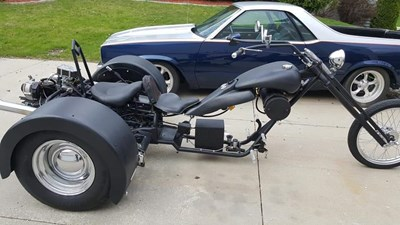 Used 2011 Special Construction Custom Trike