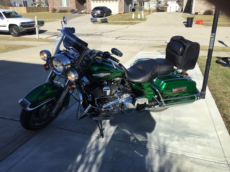 Photo of a 2011 Harley-Davidson® FLHR Road King® Shrine Special Edition