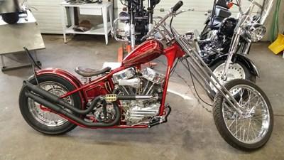 Used 1956 Harley-Davidson® Hydra-Glide Super Sport Solo