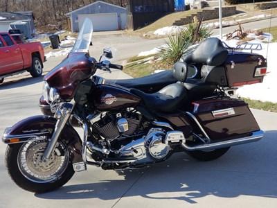Used 2007 Harley-Davidson® Ultra Classic® Electra Glide® w/ Sidecar
