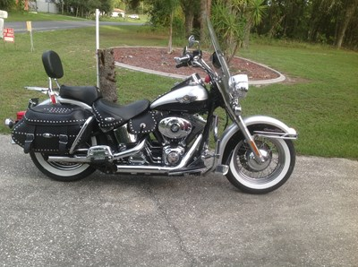 All New & Used Harley-Davidson® Heritage Softail® Classic For Sale ...