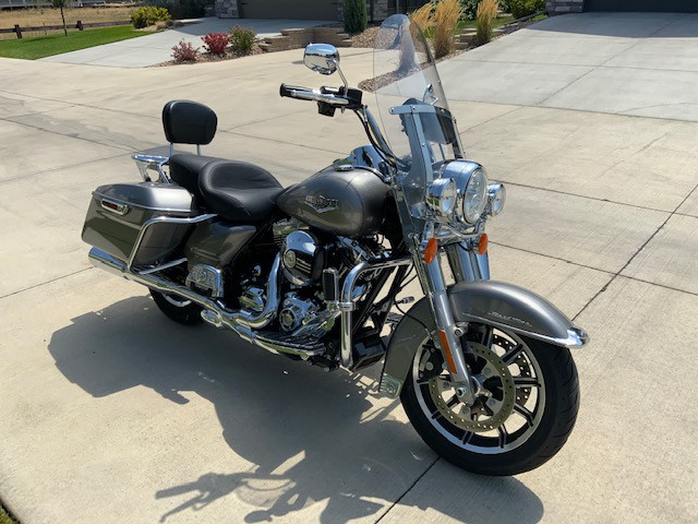 Photo of a 2016 Harley-Davidson® FLHR Road King®