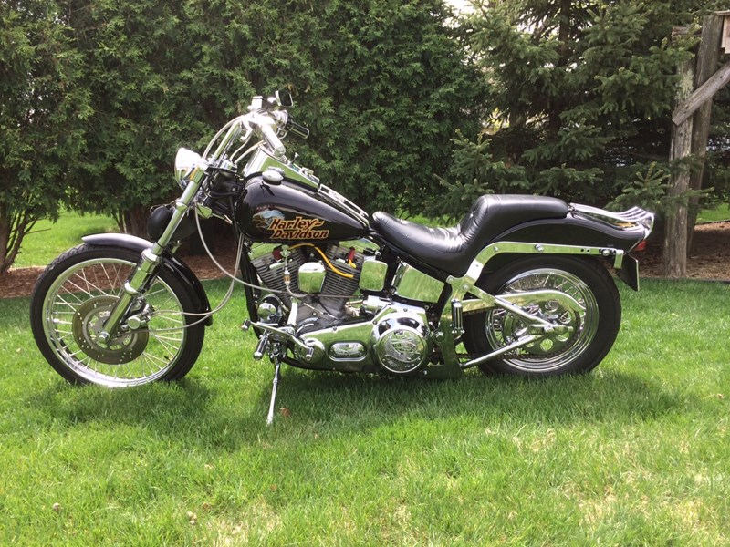 Photo of a 1984 Harley-Davidson® FXST Softail®