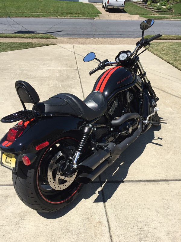 Photo of a 2008 Harley-Davidson® VRSCD V-Rod® Night Rod®