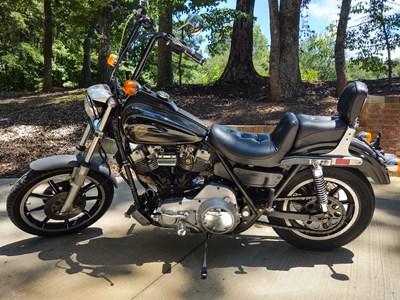 Used 1983 Harley-Davidson® Super Glide® II