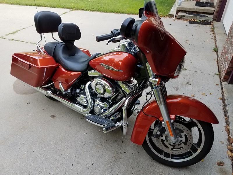 Photo of a 2011 Harley-Davidson®  Custom