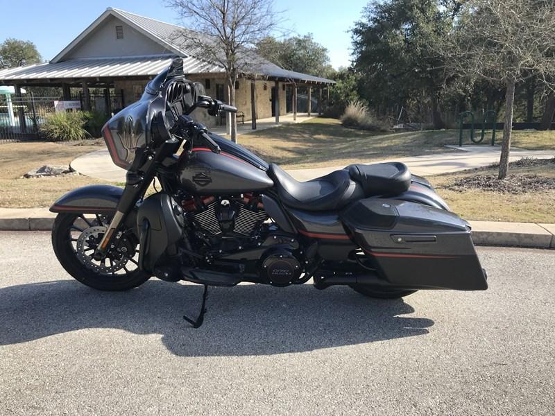 Photo of a 2018 Harley-Davidson® FLHXSE CVO™ Street Glide®