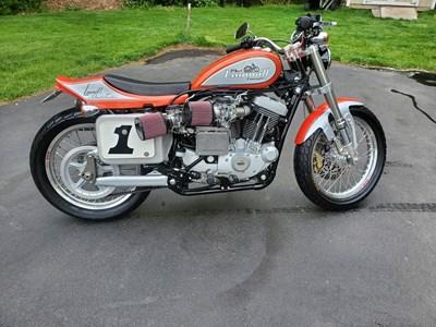 Used 2005 Harley-Davidson® Sportster® 1200 Custom