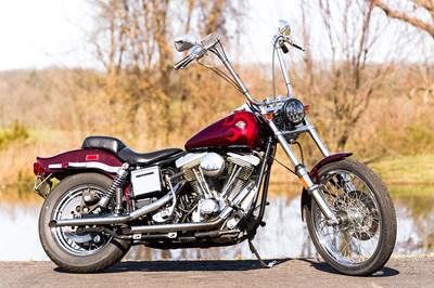 Used 1986 Harley-Davidson® Wide Glide®