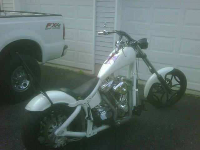 Photo of a 2002 Swift  Bar Chopper CSF