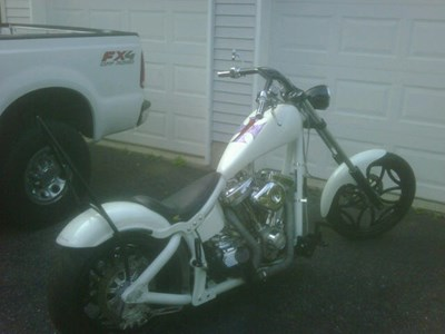 Used 2002 Swift Bar Chopper CSF