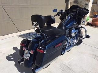 2016 Harley Davidson Fltrxs Road Glide Special Cosmic Blue