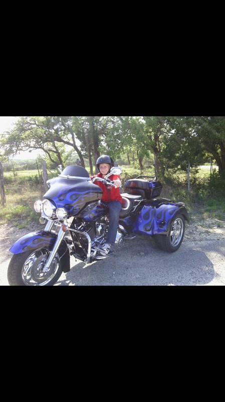 Photo of a 2005 Harley-Davidson®  Custom Trike