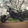 Photo of a 2009 Ducati M696 Monster 696