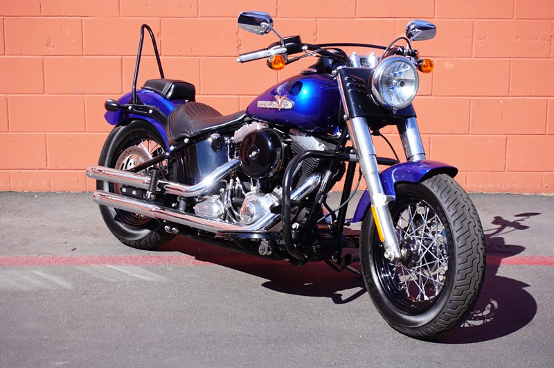 Photo of a 2015 Harley-Davidson® FLS Softail® Slim®