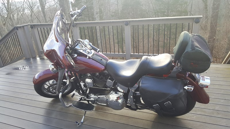 Photo of a 2000 Harley-Davidson® FLSTF Softail® Fat Boy®