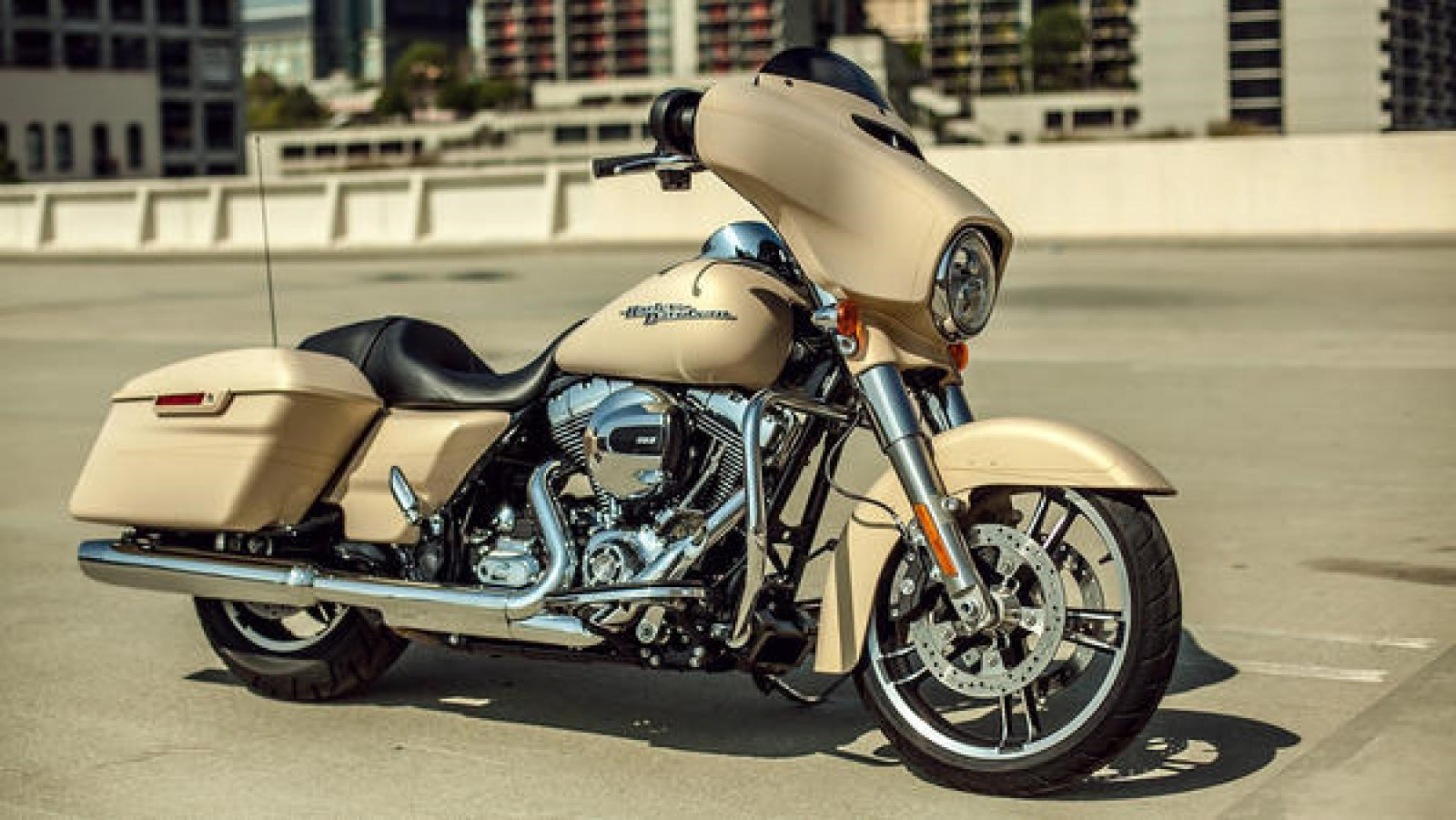 2014 Harley Davidson 174 Flhxs Street Glide 174 Special Sand