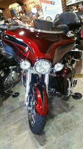 Used 2013 Harley-Davidson® CVO™ Ultra Classic® Electra Glide® 110th Anv. Ed.