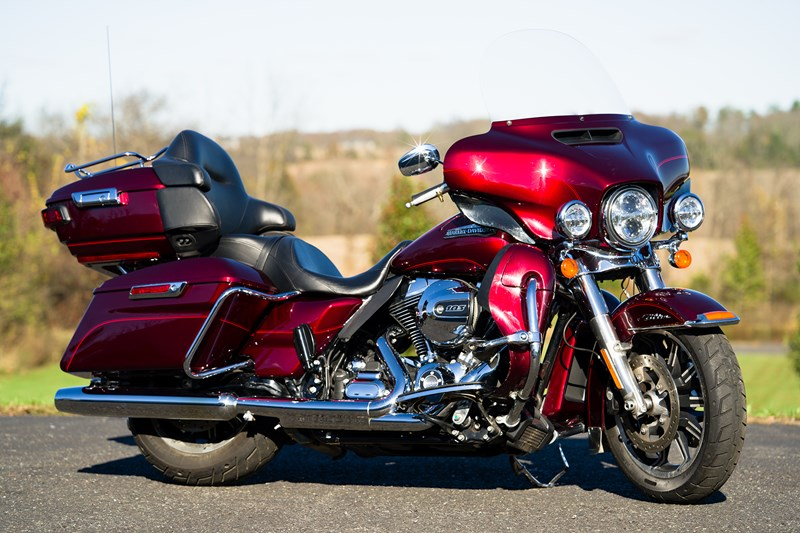 Photo of a 2015 Harley-Davidson® FLHTCUL Electra Glide® Ultra Classic® Low