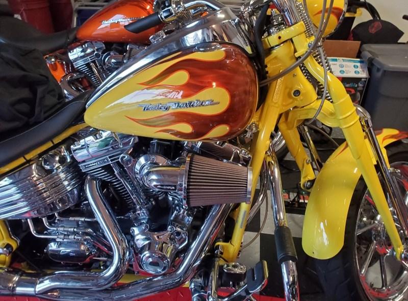 Photo of a 2009 Harley-Davidson® FXSTSSE3 CVO™ Softail® Springer®