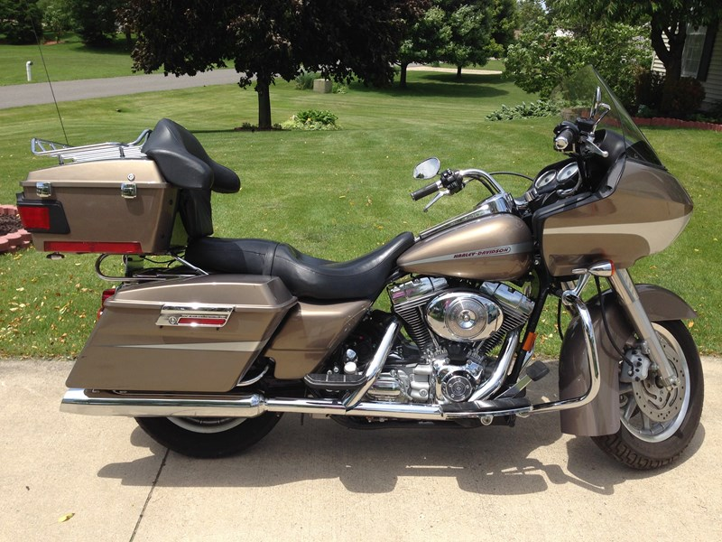 Photo of a 2004 Harley-Davidson® FLTRI Road Glide®
