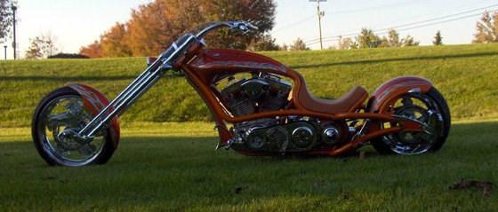 Photo of a 2009 Bourget Bike Works  Cobra Steel