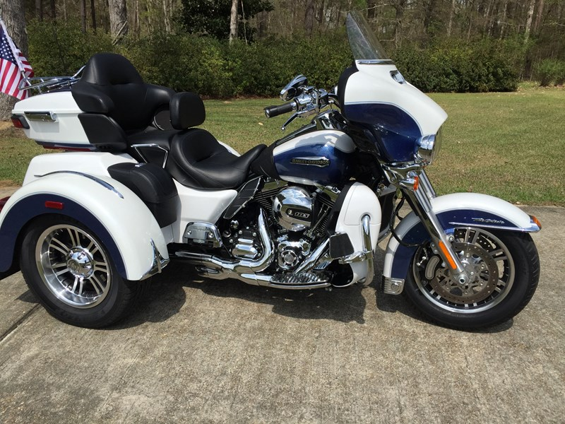Photo of a 2015 Harley-Davidson®  Custom Trike