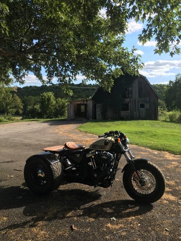 Photo of a 2014 Harley-Davidson®  Custom Trike