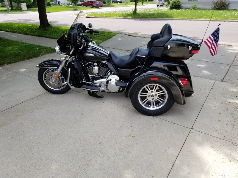 Photo of a 2016 Harley-Davidson®  Custom Trike
