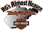 RG's Almost Heaven Harley-Davidson's Logo